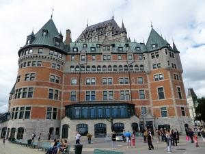 245. Quebec. Castillo Frontenac