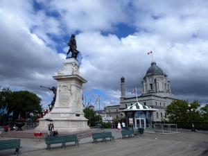 246. Quebec, Place d'Arme