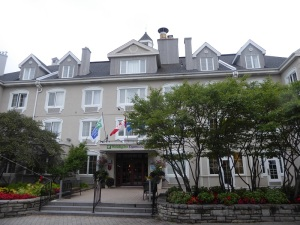 287. Mont Tremblant. Hotel