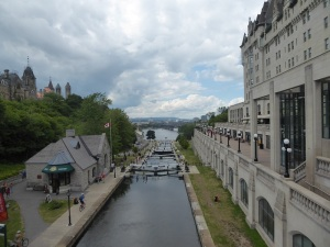 324. Ottawa. Canal Rideau