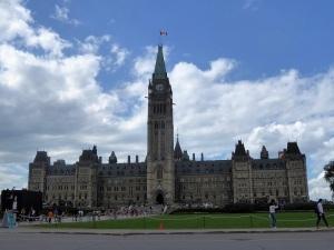 333. Ottawa. Edificios del Parlamento
