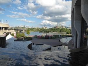 356. Ottawa desde el Museo de Historia