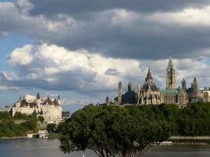 358. Ottawa desde el Museo de Historia