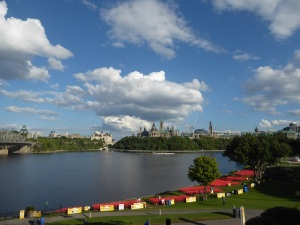 360. Ottawa desde el Museo de Historia