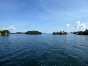 391. Crucero por las Mil Islas