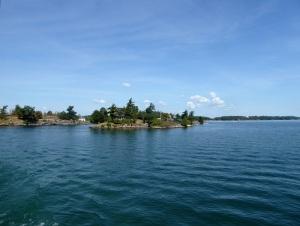 393. Crucero por las Mil Islas