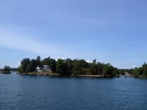 402. Crucero por las Mil Islas