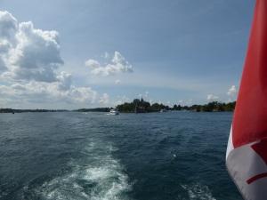 423. Crucero por las Mil Islas
