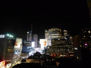 463. Toronto desde el hotel