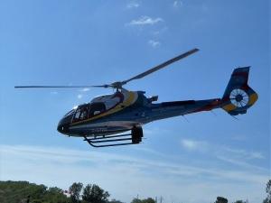 554. Helicóptero para sobrevolar las cataratas del Niágara