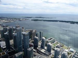 616. Toronto desde la CN Tower