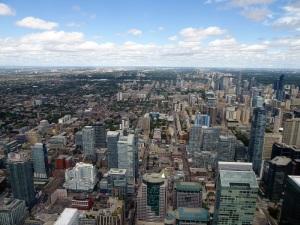 620. Toronto desde la CN Tower