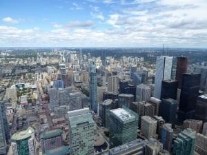 621. Toronto desde la CN Tower