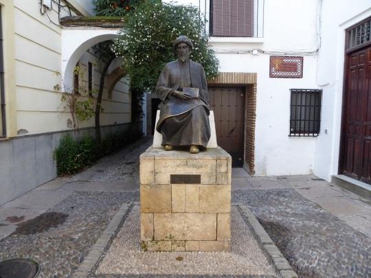 061-cordoba-estatua-de-maimonides
