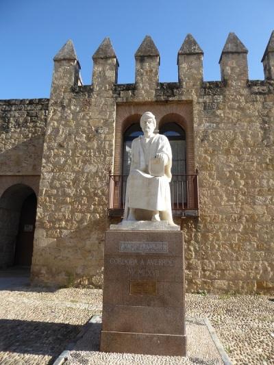 152-cordoba-murallas-monumento-a-averroes