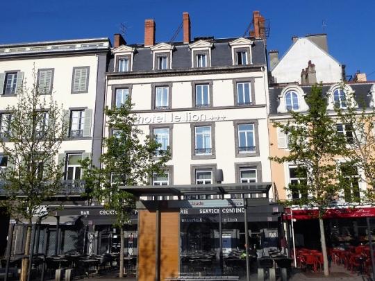 008. Clermont-Ferrand. hotel