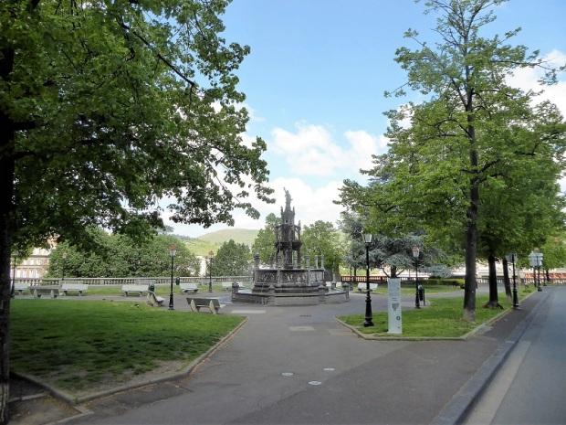 078. Clermont-Ferrand. Fontane d'Amboise