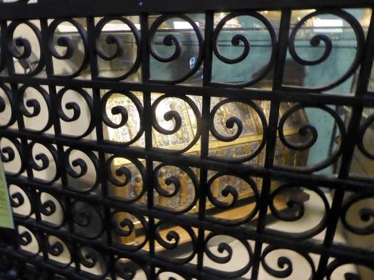 143. Mozac. Arca de esmaltes de San Calmin