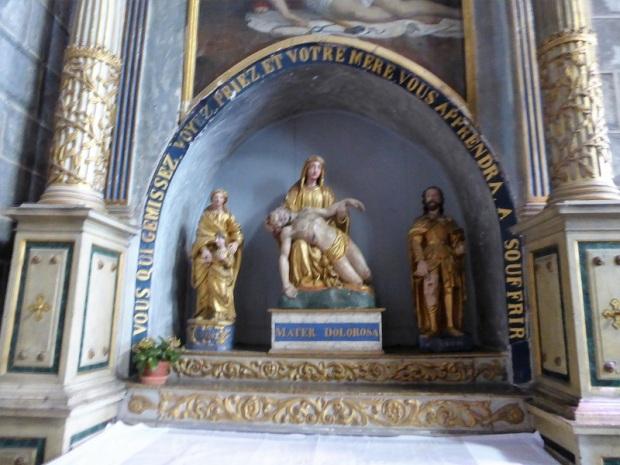 220. Ennezat. San Víctor y Santa Corona. Piedad del siglo XVII