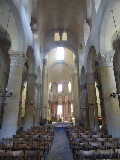 312. Saint Nectaire. Interior