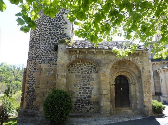 342. Saint Saturnin. Sainte Madeleine
