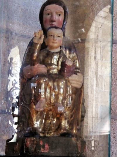 355. Saint Saturnin. Virgen