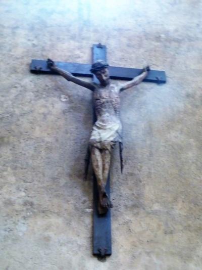 463. Brioude. St-Julien. Cristo leproso. Principios del XV