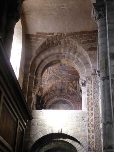 465. Brioude. St-Julien. Capilla de St-Michel
