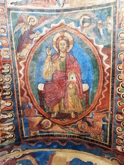 496. Brioude. St-Julien. Capilla de St-Michel