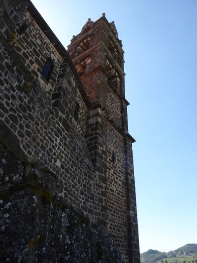 557. Le-Puy-en-Velay. St-Michel-d'Aiguilhe