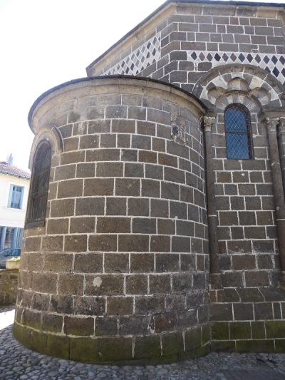 596. Le-Puy-en-Velay. Santa Clara