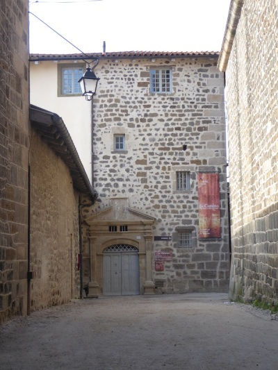 644. Le-Puy-en-Velay. Inicio del Camino