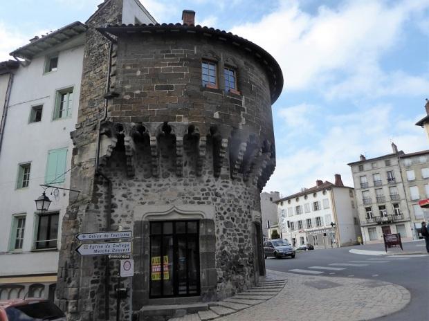 685. Le-Puy-en-Velay. Tour Pannesac