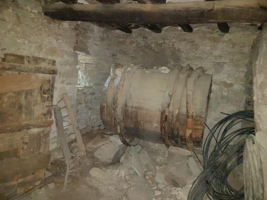 Casa ermitaño. Bodega 1
