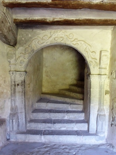 Casa ermitaño. Portada interior 2