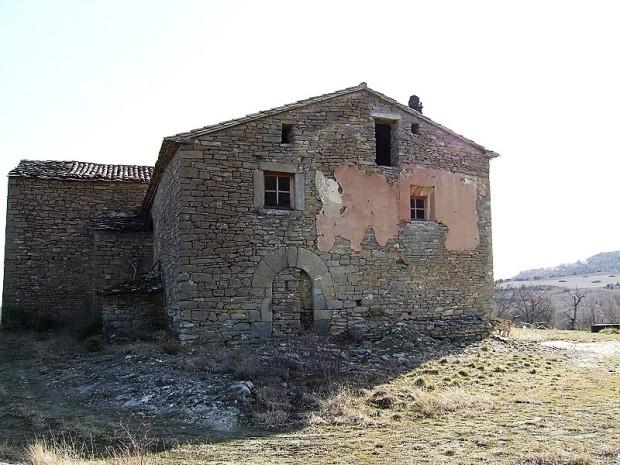 San Bendito casa ermitaño