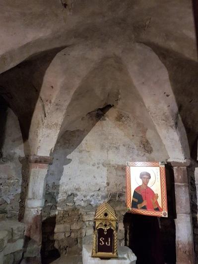 468. Brioude. St-Julien. Cripta