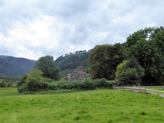 806. Glendalough. Santa María