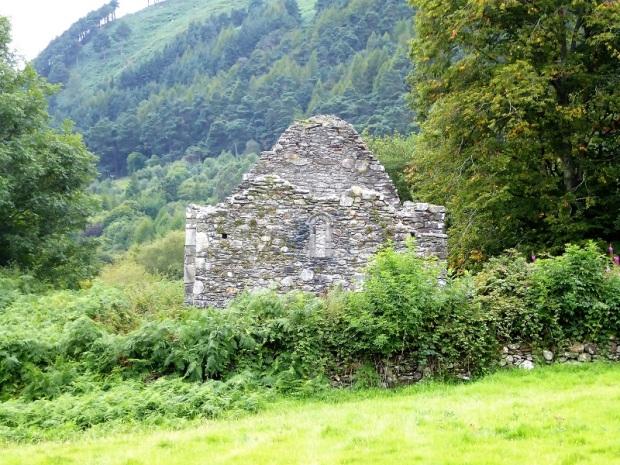 807. Glendalough. Santa María