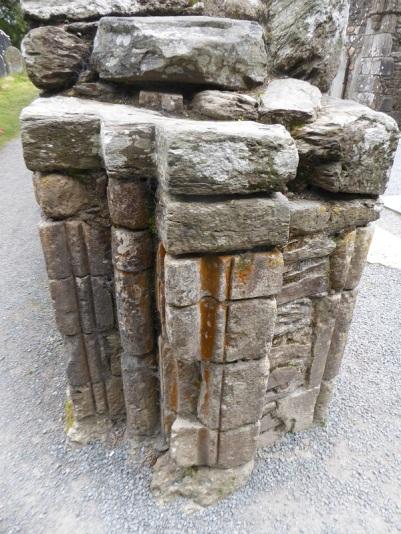 819. Glendalough. Catedral