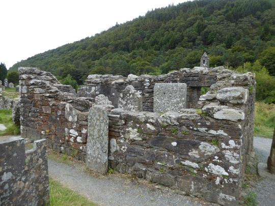 834. Glendalough. Casa del Prior