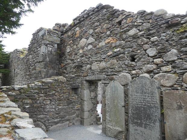 846. Glendalough. Catedral. Anexo al sudeste