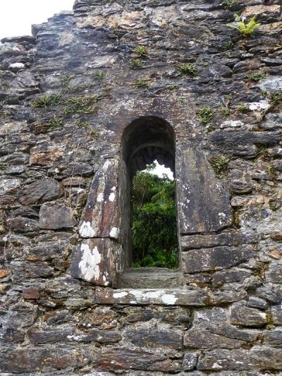 Catedral. 2º ventana muro sur