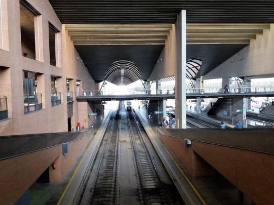04. Sevilla. Estación de Santa Justa
