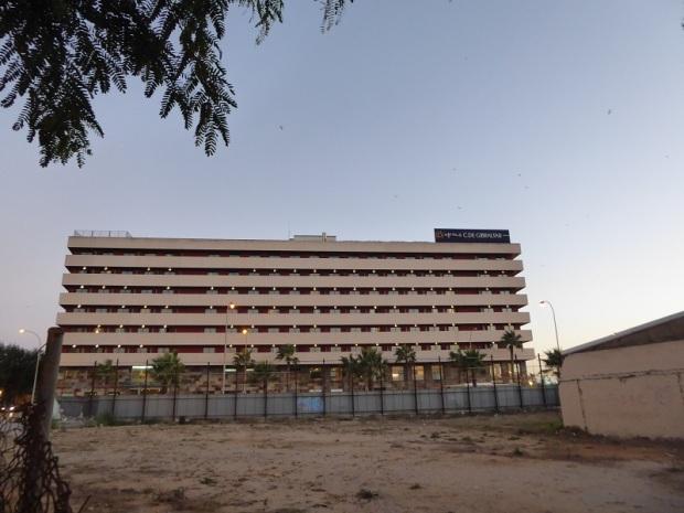 10. La Línea de la Concepción. Hotel