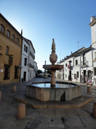 1008. Córdoba. Plaza del Potro.