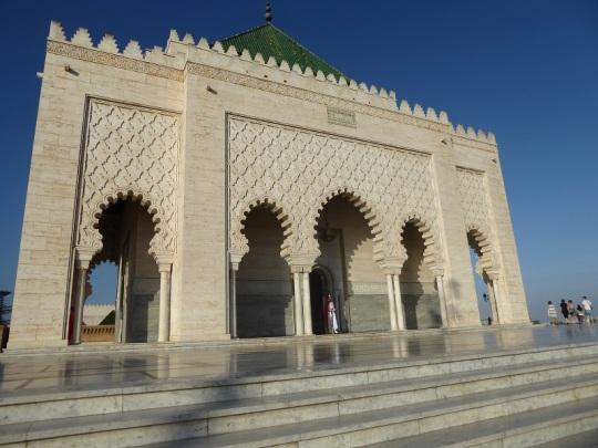 109. Mausoleo de Mohamed V