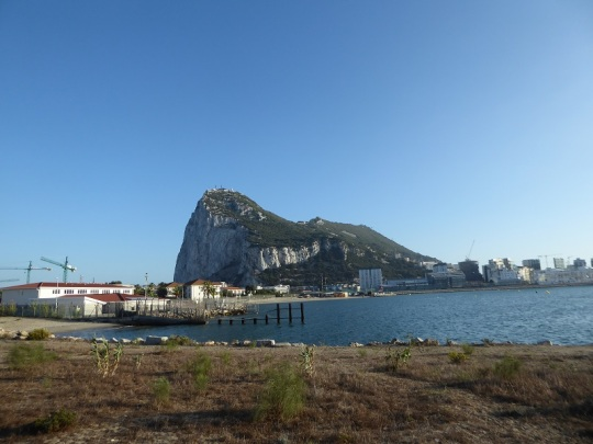 12. Peñón de Gibraltar