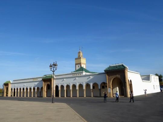 120. Rabat. Palacio Real