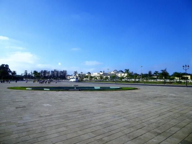 121. Rabat. Palacio Real